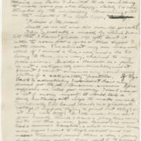 1919-04-12 Robert M. Browning to Dr. Mabel C. Williams Page 3