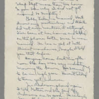 1942-08-15 Laura Davis to Lloyd Davis Page 5
