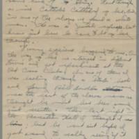 1945-11-15 Pfc. Robert J. Nicola to Dave Elder Page 2