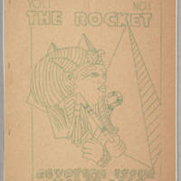Rocket, v. 1, issue 1, March 1940