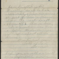 1918-01-12 Thomas Messenger to Mr. & Mrs. N.H. Messenger Page 5