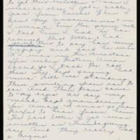 1945-12-20 Evelyn Burton to Vera Steinbeck Page 1