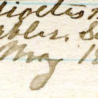 Clinton Mellen Jones, egg card # 618