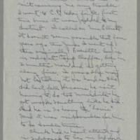 1943-02-17 Laura Davis to Lloyd Davis Page 2