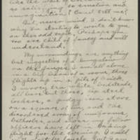 1917-10-06 Conger Reynolds to Daphne Goodenough Page  2