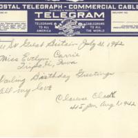 July 31, 1942