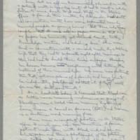 1943-02-10 Laura Davis to Lloyd Davis Page 2