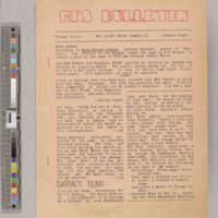 MFS Bulletin, v. 3, issue 8, whole 20, February 22, 1943