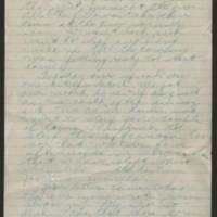 1918-05-30 Thomas Messenger to Mr. & Mrs. N.H. Messenger Page 2