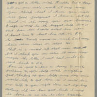 1942-12-20 Lloyd Davis to Laura Davis Page 2