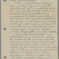 1945-10-03 Sgt. H.L. Johnson to Dave Elder