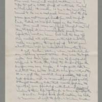 1942-12-20 Laura Davis to Lloyd Davis Page 2