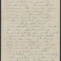 1918-09-02 Thomas Messenger to Mrs. Ress Wade Page 2