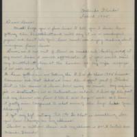 1945-02-13 Charles Randall to Dave Elder