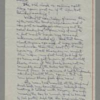 1942-09-12 Laura Davis to Lloyd Davis Page 1