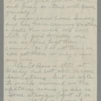 1943-09-03 Laura Hutchison to Laura Frances Davis Page 2