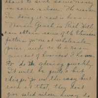 1918-12-07 Daphne Reynolds to Conger Reynolds Page 3