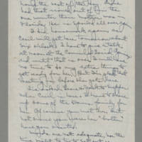 1943-11-25 Laura Davis to Lloyd Davis Page 2
