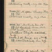 1921-10-09 -- 1921-10-15