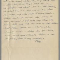 1942-12-16 Lloyd Davis to Laura Davis Page 2