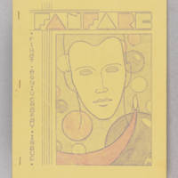 Fanfare, v. 1, issue 5, December 1940