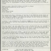 1964-02-13 NAACP Newsletter, Fort Madison Branch, Page 2