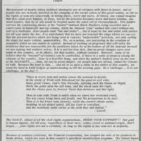 1970-11-12 Newsletter, Fort Madison Branch of the NAACP Page 3