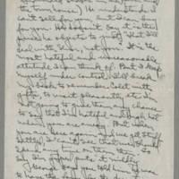 1943-01-23 Laura Davis to Lloyd Davis Page 5