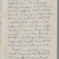 1943-01-12 Laura Davis to Lloyd Davis Page 2