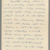 1942-08-19 Lloyd Davis to Laura Davis Page 1