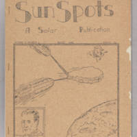Sun Spots, v. 4, issue 4, whole no. 16, March 1941