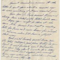 1944-10-14 SSGT L.L. Austin to W. Earl Hall