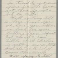 1942-07-19 George Davis to Lloyd Davis Page 3