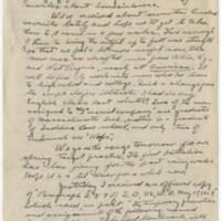 1918-06-02 Robert M. Browning To Dr. Mabel C. Williams Page 1