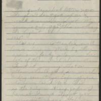 1918-01-08 Thomas Messenger to Mr. & Mrs. N.H. Messenger Page 2