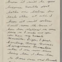 1945-05-26 Lloyd Davis to Laura Davis Page 2