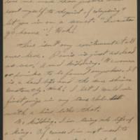 1945-03-17 Pvt. Robert L. Clark to Dave Elder Page 1