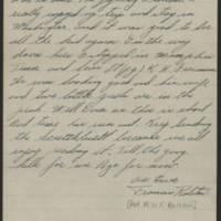 1945-08-19 Pvt. Milo F. Ralston to Dave Elder Page 2