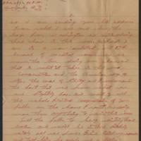 1945-02-13 Keith Hunsaker, Sr. to Dave Elder Page 2