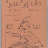 Sun Spots, v. 5, issue 2, May 1941
