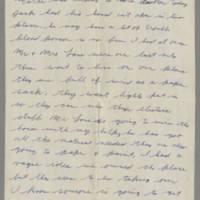 1942-01-13 Lloyd Davis to Laura Davis Page 2