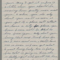1945-08-03 George Davis to Lloyd Davis Page 3
