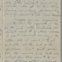 1945-09-30 Pfc. Robert J. Nicola to Dave Elder Page 2