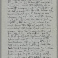 1943-02-13 Laura Davis to Lloyd Davis Page 3