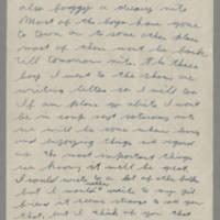 1942-09-28 Lloyd Davis to Laura Davis Page 1