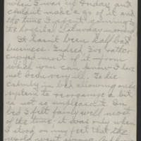 1918-12-31 Conger Reynolds to Daphne Reynolds Page 2