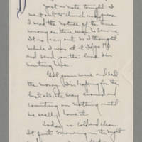 1942-11-26 Laura Davis to Lloyd Davis Page 1