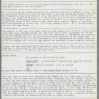 1967-11-16 Newsletter, Fort Madison Branch of the NAACP Page 3