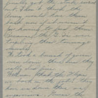 1946-02-18 Sgt. Bill Arnold to Dave Elder Page 3