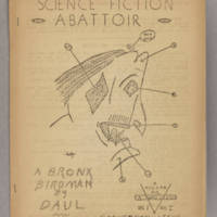 Science Fiction Abattoir, v. 1, issue 1, 1939